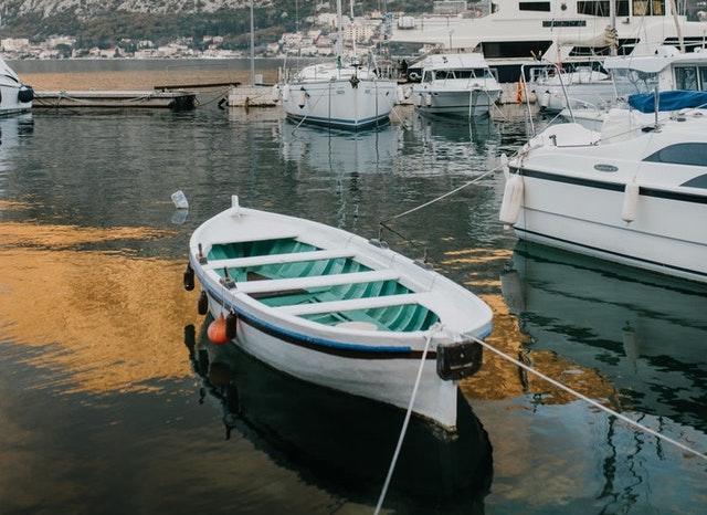 indoor storage for boats
