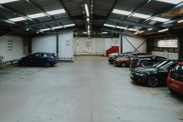 garage space for rent arlington, tx
